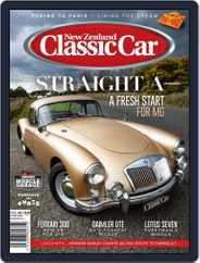 NZ Classic Car (Digital) Subscription October 1st, 2019 Issue