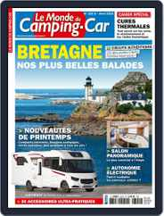Le Monde Du Camping-car (Digital) Subscription March 5th, 2020 Issue