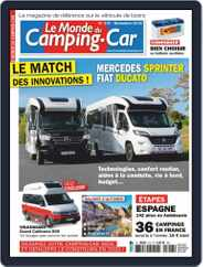 Le Monde Du Camping-car (Digital) Subscription November 1st, 2019 Issue