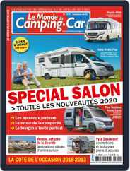 Le Monde Du Camping-car (Digital) Subscription October 1st, 2019 Issue