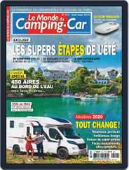 Le Monde Du Camping-car (Digital) Subscription August 1st, 2019 Issue
