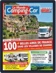 Le Monde Du Camping-car (Digital) Subscription July 1st, 2019 Issue