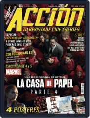 Accion Cine-video (Digital) Subscription April 1st, 2020 Issue