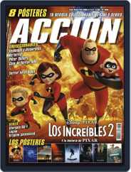 Accion Cine-video (Digital) Subscription August 1st, 2018 Issue