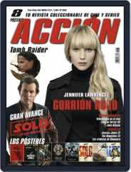 Accion Cine-video (Digital) Subscription March 1st, 2018 Issue