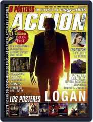 Accion Cine-video (Digital) Subscription March 1st, 2017 Issue