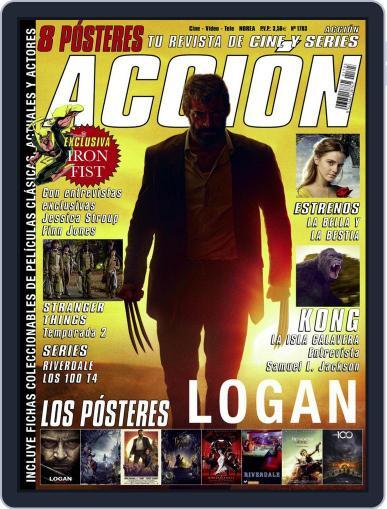 Accion Cine-video (Digital) March 1st, 2017 Issue Cover