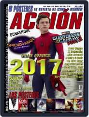 Accion Cine-video (Digital) Subscription January 1st, 2017 Issue