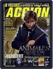 Accion Cine-video (Digital) Subscription November 1st, 2016 Issue