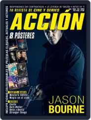 Accion Cine-video (Digital) Subscription July 1st, 2016 Issue
