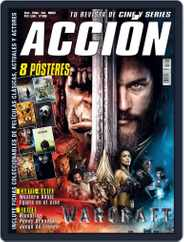 Accion Cine-video (Digital) Subscription June 1st, 2016 Issue
