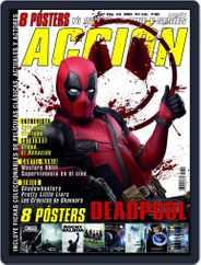 Accion Cine-video (Digital) Subscription February 1st, 2016 Issue