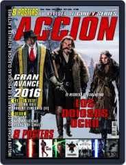 Accion Cine-video (Digital) Subscription January 1st, 2016 Issue