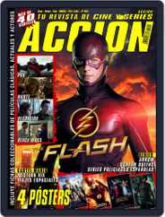 Accion Cine-video (Digital) Subscription September 30th, 2015 Issue