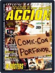 Accion Cine-video (Digital) Subscription August 31st, 2015 Issue
