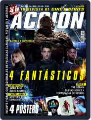 Accion Cine-video (Digital) Subscription August 1st, 2015 Issue