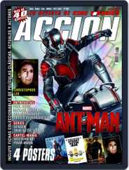 Accion Cine-video (Digital) Subscription July 1st, 2015 Issue