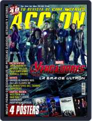 Accion Cine-video (Digital) Subscription May 1st, 2015 Issue