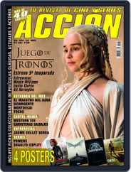 Accion Cine-video (Digital) Subscription March 31st, 2015 Issue