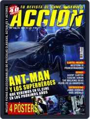 Accion Cine-video (Digital) Subscription February 1st, 2015 Issue