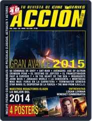 Accion Cine-video (Digital) Subscription December 31st, 2014 Issue