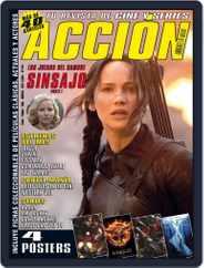Accion Cine-video (Digital) Subscription October 31st, 2014 Issue