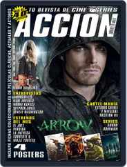 Accion Cine-video (Digital) Subscription September 30th, 2014 Issue