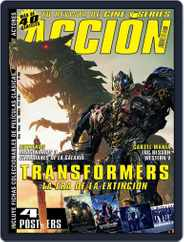 Accion Cine-video (Digital) Subscription July 31st, 2014 Issue