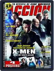 Accion Cine-video (Digital) Subscription May 31st, 2014 Issue