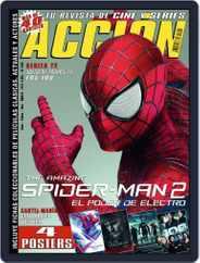 Accion Cine-video (Digital) Subscription March 31st, 2014 Issue