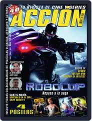 Accion Cine-video (Digital) Subscription February 5th, 2014 Issue
