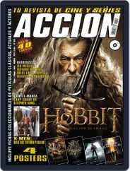 Accion Cine-video (Digital) Subscription November 30th, 2013 Issue