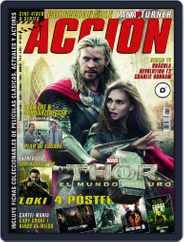 Accion Cine-video (Digital) Subscription October 1st, 2013 Issue