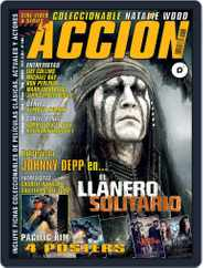 Accion Cine-video (Digital) Subscription July 31st, 2013 Issue