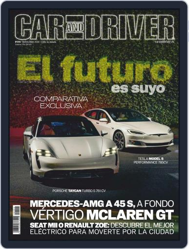 Car and Driver - España (Digital) May 1st, 2020 Issue Cover
