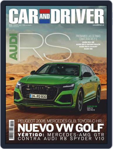 Car and Driver - España (Digital) February 1st, 2020 Issue Cover