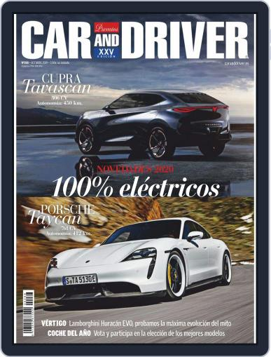 Car and Driver - España (Digital) October 1st, 2019 Issue Cover