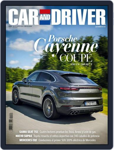 Car and Driver - España (Digital) July 1st, 2019 Issue Cover