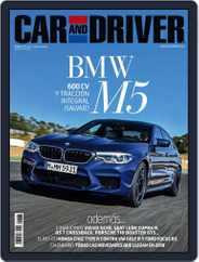Car and Driver - España (Digital) Subscription January 1st, 2018 Issue