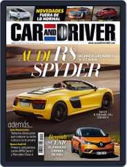 Car and Driver - España (Digital) Subscription November 1st, 2016 Issue
