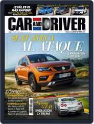 Car and Driver - España (Digital) Subscription June 23rd, 2016 Issue