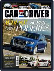Car and Driver - España (Digital) Subscription May 24th, 2016 Issue