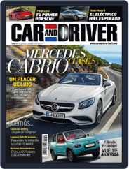 Car and Driver - España (Digital) Subscription April 22nd, 2016 Issue
