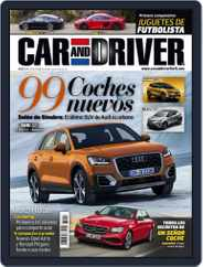 Car and Driver - España (Digital) Subscription March 22nd, 2016 Issue