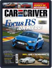 Car and Driver - España (Digital) Subscription February 23rd, 2016 Issue