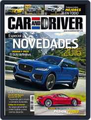 Car and Driver - España (Digital) Subscription October 1st, 2015 Issue