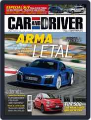 Car and Driver - España (Digital) Subscription September 1st, 2015 Issue