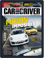 Car and Driver - España (Digital) Subscription June 22nd, 2015 Issue