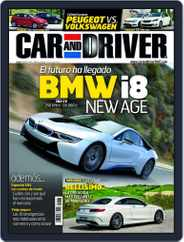 Car and Driver - España (Digital) Subscription July 23rd, 2014 Issue