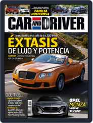 Car and Driver - España (Digital) Subscription August 22nd, 2013 Issue